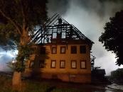 Gebäudebrand nach Blitzschlag - 15.07.18_12