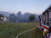 Gebäudebrand nach Blitzschlag - 15.07.18_15
