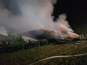 Gebäudebrand nach Blitzschlag - 15.07.18_8